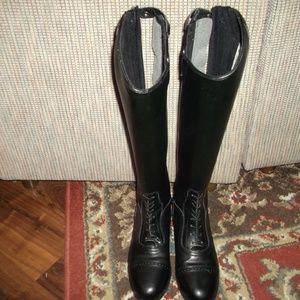 Saxon Ladies Syntovia Tall Field Boot